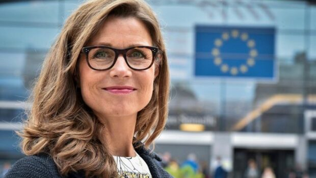 Pernille Weiss (K): Venstrefløjen kan komme med alle deres argumenter, myter og paniske romantiseringer om, at tvangsopløsning af patenter er den eneste 'silver bullet' i bæltet. Jeg er klar