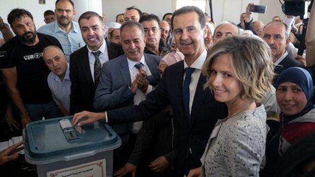Helle Malmvig: Hvorfor holder Assad-regimet præsidentvalg, når alle ved, det er en farce?