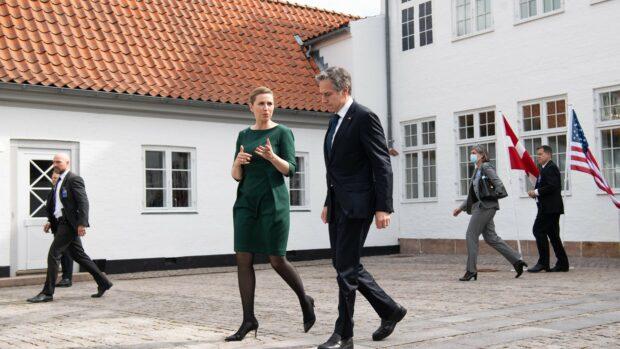 Eva Flyvholm, EL: Grænsen for Danmarks leflen overfor USA er for længst overskredet