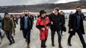 Aaja Chemnitz Larsen, Inuit Ataqatigiit: Grønland kan ikke stå neutralt på sidelinjen