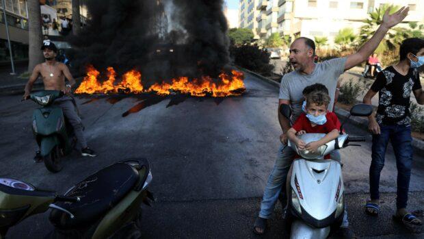 Gerd Kieffer-Døssing om Libanon: Det er kontrasternes land i frit fald