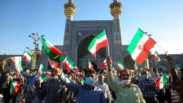 Rasmus Elling om præsidentvalget i Iran: Illusionen om, at man rent faktisk havde et valg mellem to idéer, er bristet nu