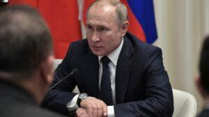 Samuel Rachlin: Nu har Putin vist verden, hvad han vil have: Ukraine