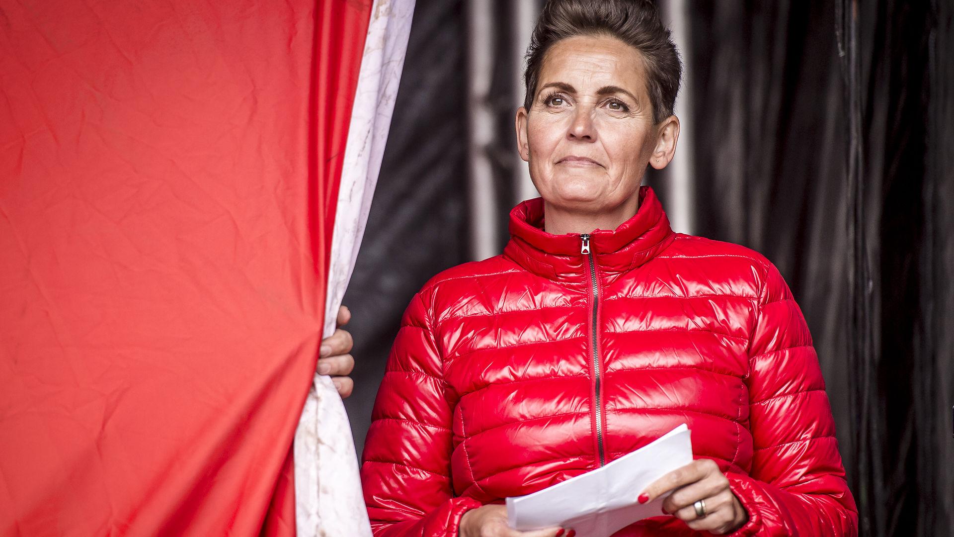 Pia Olsen Dyhr om Afghanistan: Jeg synes sådan set, at der er en mulighed for at tage flere kvoteflygtninge. Det må vi må imødese nu