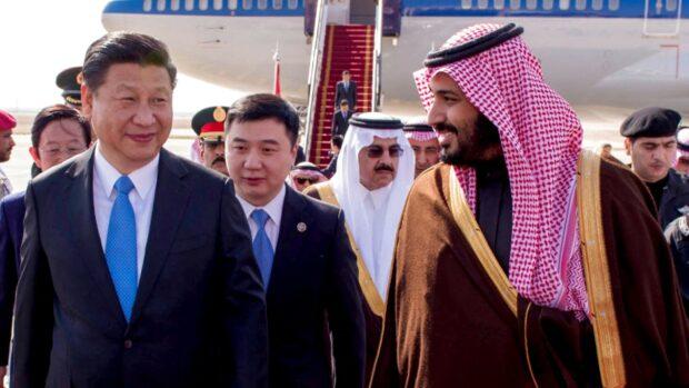 Lars Erslev Andersen i BOGAKTUEL: Det politiske og økonomiske samarbejde mellem staterne i Den Persiske Golf og Kina vil vokse i de kommende år