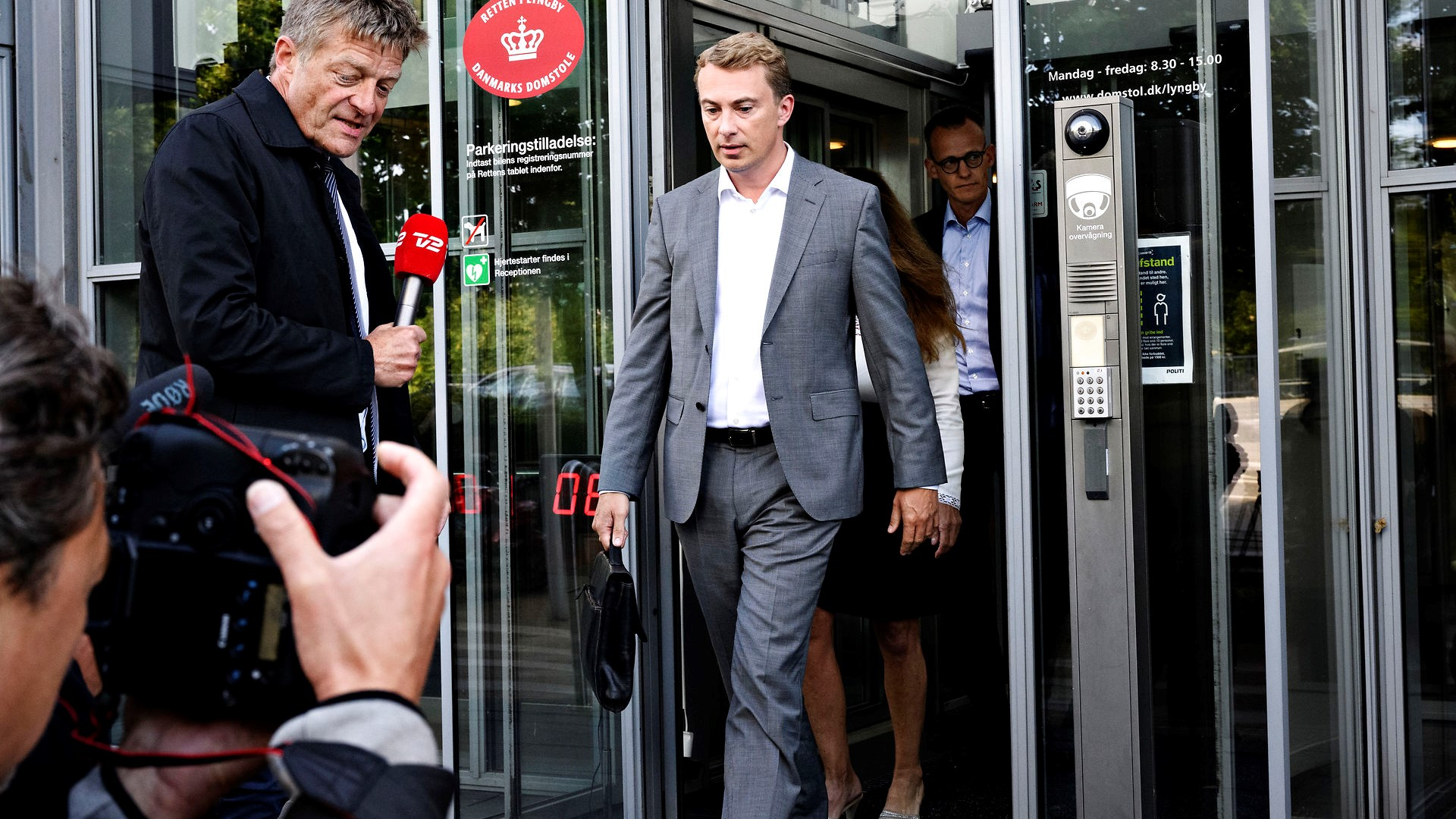 Jan Kristoffersen (Å): Forestiller Morten Messerschmidt sig, at danske dommere fremover skal screenes for partibog og likes på Facebook?