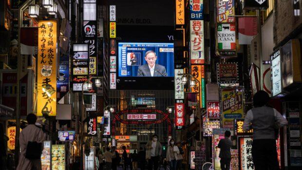 Asger Røjle Christensen om Japan i RÆSON SØNDAG: Fra olympisk eufori til politisk kaos