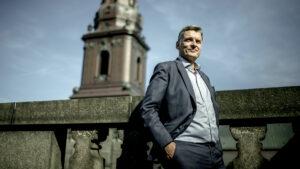 Jan E. Jørgensen (V): Det liberale argument for øremærket barsel til fædre
